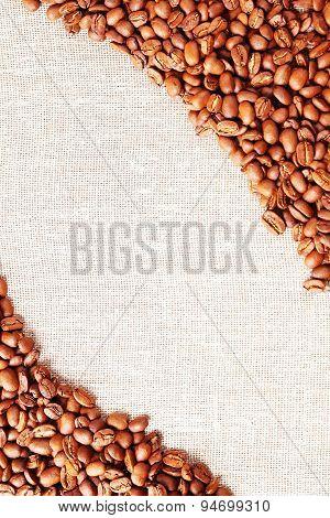 Coffee frame