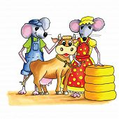 pic of mouse  - From the series mouse  - JPG