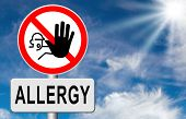 picture of reaction  - Allergy stop allergies and allergic reactions hypersensitivity disorder of the immune system  asthma attack hay fever - JPG