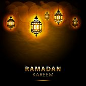 foto of kareem  - traditional lantern of Ramadan - JPG