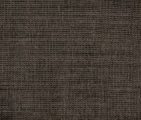 stock photo of taupe  - Dark taupe burlap texture or background for design - JPG