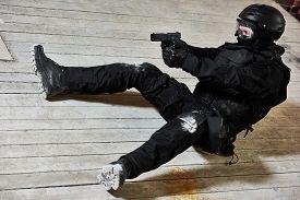 pic of terrorist  - Military industry - JPG