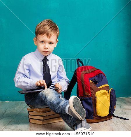 School Concept. Back To School