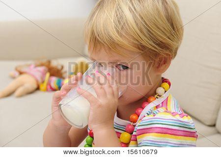 Preescolar leche de niño Copa cristal os