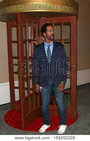 LOS ANGELES - NOV 10:  Kristoff St John at the Young & Restless Celebrate CBS 30 Years at #1 at Paley Center For Media on November 10, 2016 in Beverly Hills, CA
