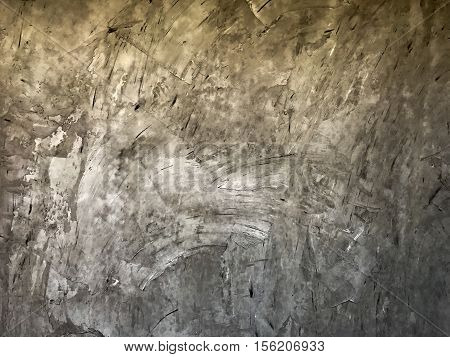 Vintage Plaster or Background, plastering art  wall