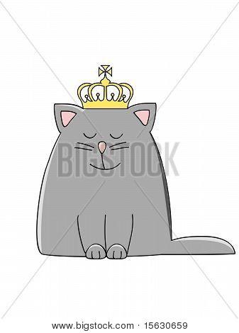 Crown Cat