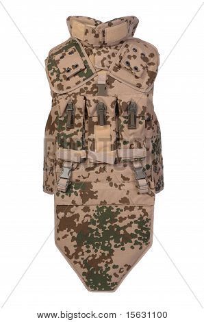 Modern Military Body Armor