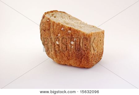 Half of bread