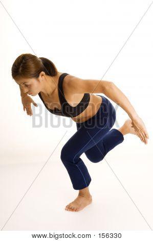 One-legged Squat 2