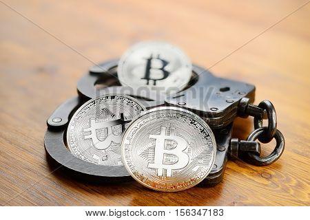 Silver Bitcoin Arrest