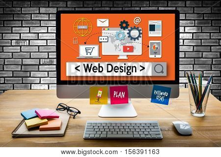 Web Design Software Media Www And Website Design Responsive Web Design