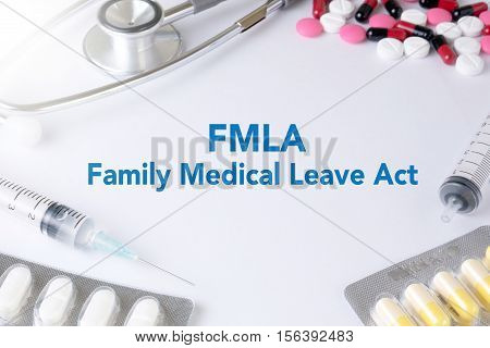 FMLA family medical leave act FMLA act, background, blue, cardiologist, care,