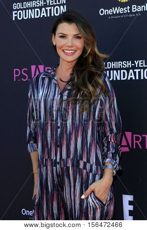 LOS ANGELES - NOV 13:  Ali Landry at the P.S. ARTS Express Yourself 2016 at Barker Hanger on November 13, 2016 in Santa Monica, CA