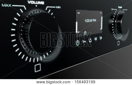 Modern Radio Face