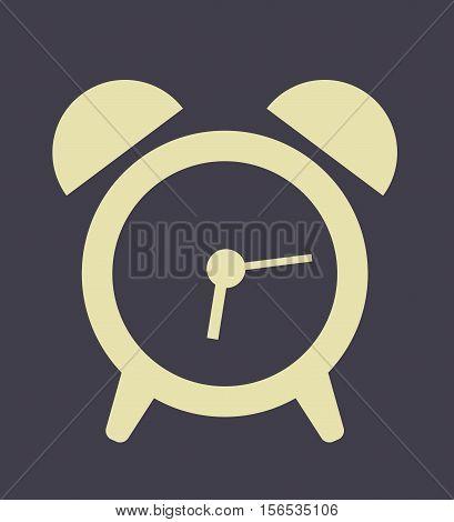 Digital Clock Icon Flat Design Modern Style - Digital Clock Logo Background Vector Illustration Stock