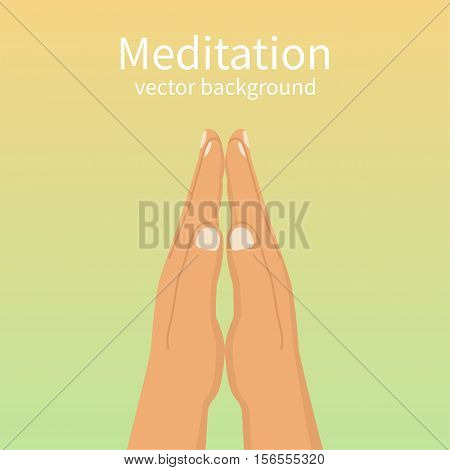 Meditation Concept, Wellbeing