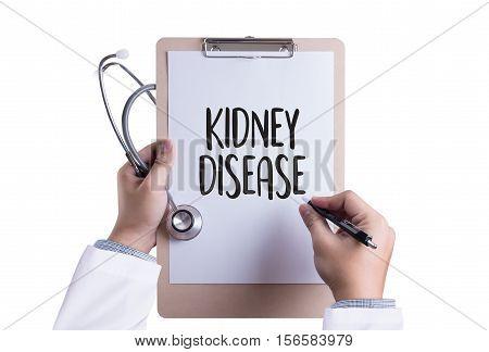 Kidney Disease       Hip Or Back Injury. Young Caucasian Man Touching His Hurt