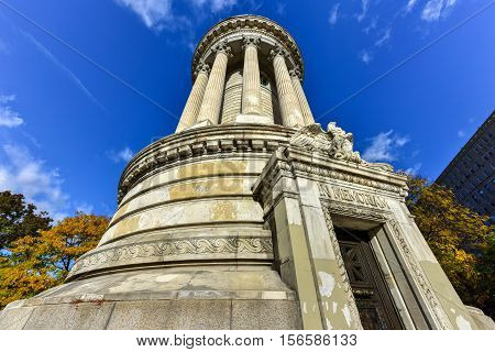Soldiers And Sailors Monument - Nyc