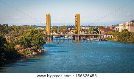 Sacramento Walks, California shots, United States of America