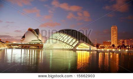Architektur in Valencia, Santiago calatrava