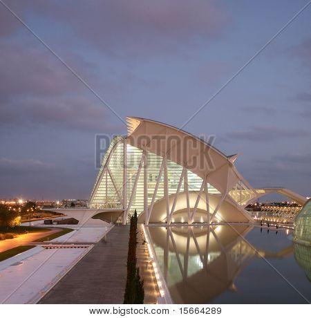 architecture valencia