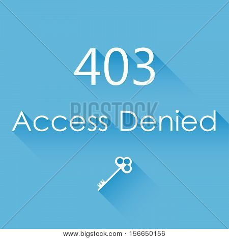 Vectors Abstract background 403 connection error Access Denied