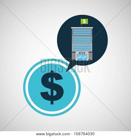 bank concept service money vector illustration eps 10
