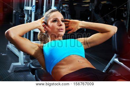 abdominal exercises crunches