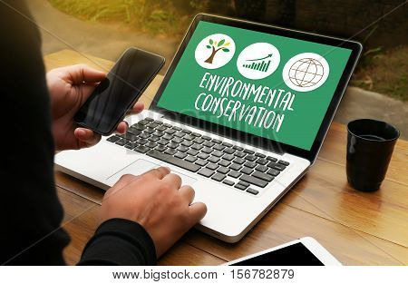 Environmental Conservation Life Preservation Protection Growth Project About Business Growth