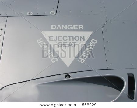 Danger: Ejection Seat