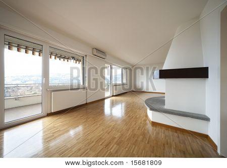 beautiful internal view