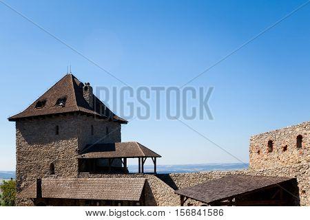 Ruins Of Stary Jicin Castle