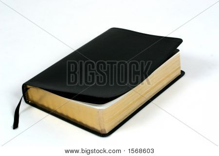 Geschlossene Bibel