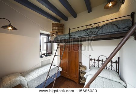 tower, luxury residential apartments, bunk bed