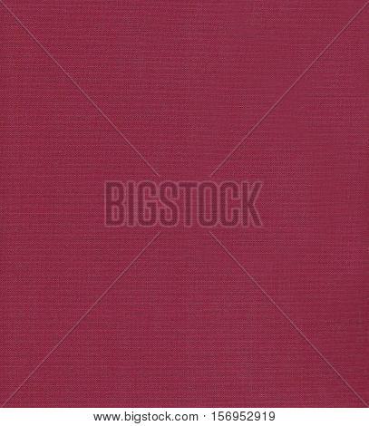 Texture Of Marsala Fabric Closeup