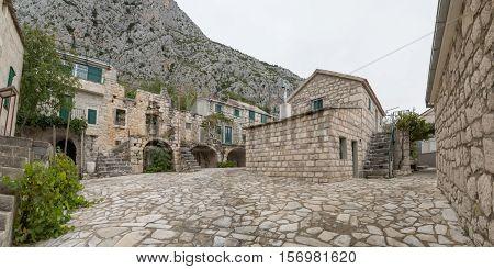 Tucepi is the Dalmatian village in the slope of a mountain Biokovo.