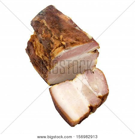 Smoked and Preserved Pork Meat is Considered a Delicacy Food in Some Cultures