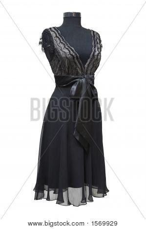 Black Celebratory Dress