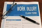 foto of workplace accident  -  insurance - JPG