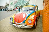 Comic Relief Beetle