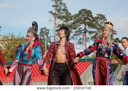 Song And Dance Company Baikal