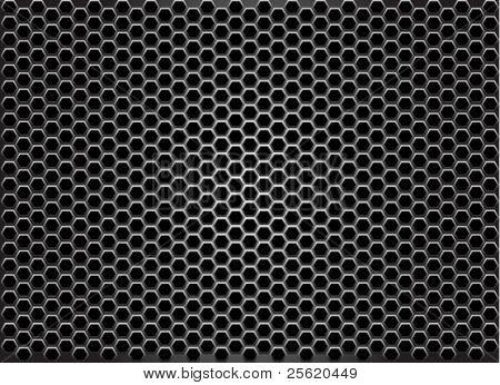 vector honeycomb