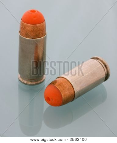 Plastic Tipped Bullets