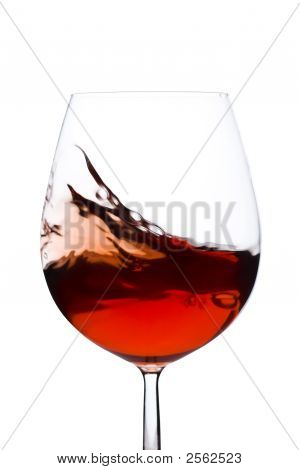 Movimiento Red Wine Glass