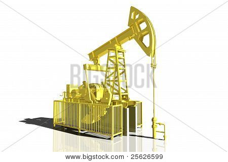 Oil recovery by the oil pump