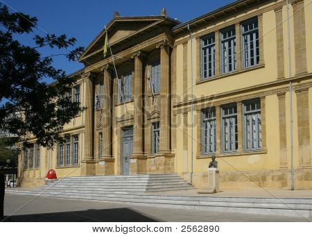Panaghia Phaneromeni High School Nicosia, Cyprus