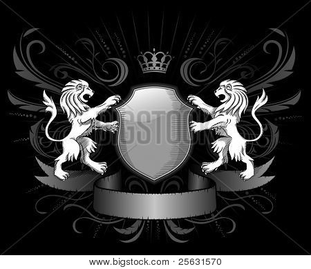 Lions Insignia dark style