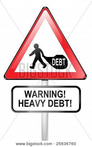 Debt Warning.