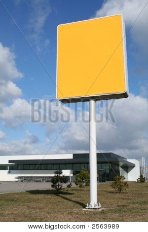 Yellow Billboard